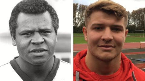 Colin Dixon and Chester Butler