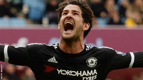 Chelsea confirm end of Pato loan stay