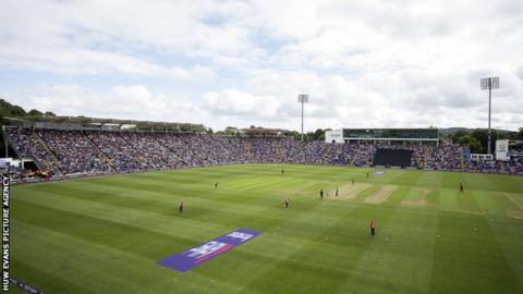Cardiff's SSE Swalec Stadium