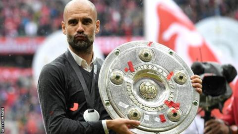 Guardiola's City face Bayern friendly