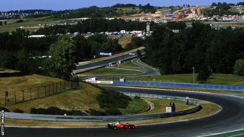Ferrari's Vettel fastest in final practice for Hungarian GP