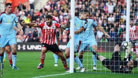 Barton's 'manliness' impresses Burnley boss Dyche