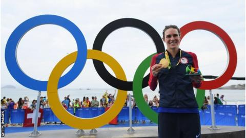 Olympic gold medalist Jorgensen to switch from triathlon to marathon for 2020