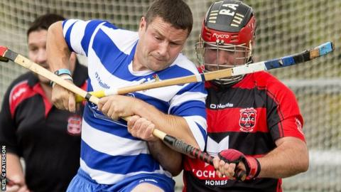 Newtonmore beat Glenurquhart to reach the MacTavish Cup final