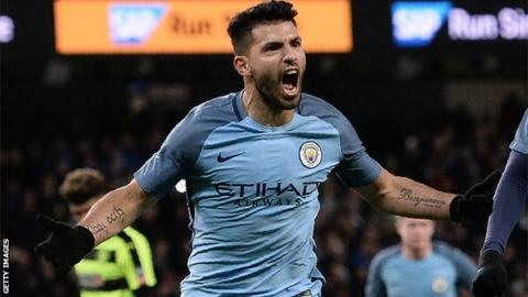 Aguero to hold showdown talks with Manchester City in June