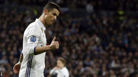 Champions League: Holders Real Madrid edge out Napoli to reach quarterfinals