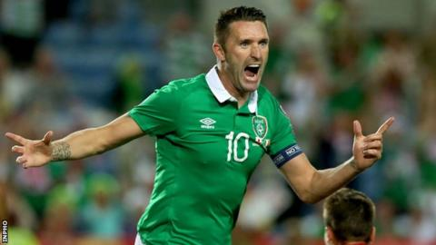 Robbie Keane to retire from Ireland duty after Oman friendly