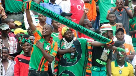 WCQ: Zambia coach hopes for Eagles defeat in Yaounde