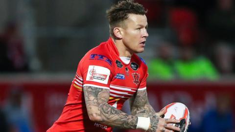 Salford's Todd Carney