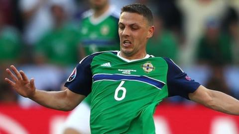 Chris Baird has been a useful utility player for Northern Ireland
