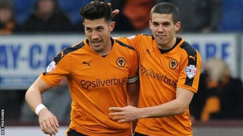 Danny Batth and Conor Coady