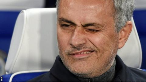 Mourinho has been out of work since leaving Chelsea in December