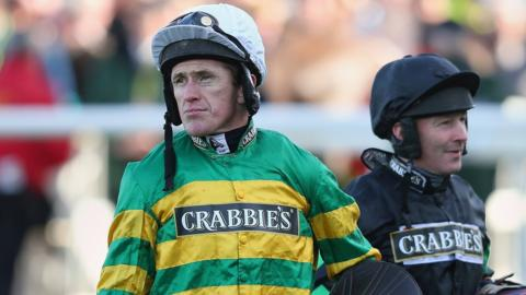 Toomebridge jockey AP McCoy ended his illustrious career in April and went on to pick up a lifetime achievement award at the BBC Sports Personality of the Year awards in December