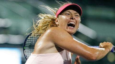 Maria Sharapova handed US Open wild card