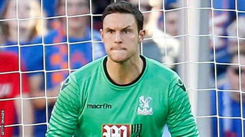 Southampton sign goalkeeper McCarthy