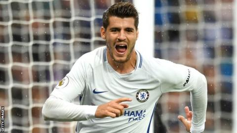 Morata warns Chelsea fans over anti-semitic songs