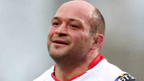 Rory Best of Ulster