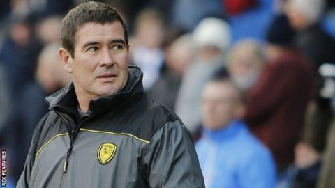 Nigel Clough: Burton Albion manager turns down Nottingham ...