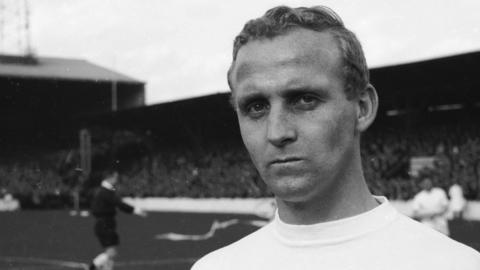 Alex Young in his Everton days