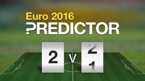 Predictor graphic