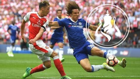 FA Cup Catch-Up: Goals & funnies from the final
