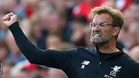 Jurgen Klopp insists Liverpool will not go to Leicester with 'white flag'