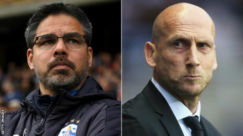 David Wagner and Jaap Stam