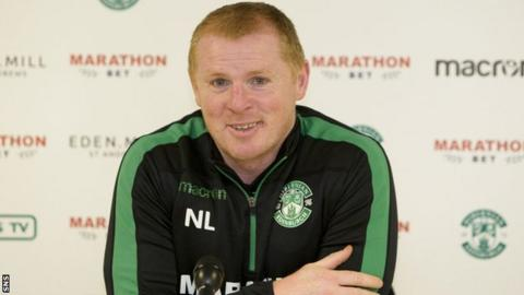 Neil Lennon relishes his return to the 'theatre' of Ibrox