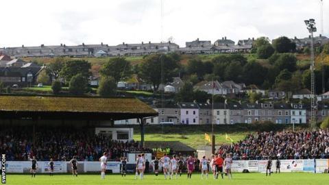 Whitehaven's Recreation Ground