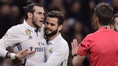Bale argues