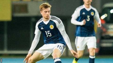 Dundee striker Craig Wighton