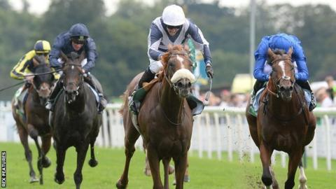 Ulysses wins Juddmonte and boosts Enable's superstar claims