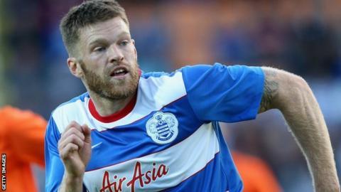 Jamie Mackie of QPR