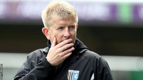Ady Pennock leaves Gillingham by mutual consent