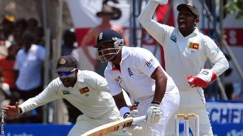 Samit Patel in action against Sri Lanka in 2012