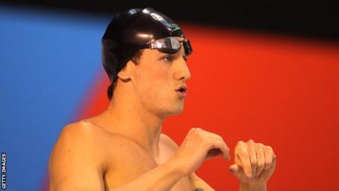 Michael Jamieson prepares to compete at British Championships selection trials trials for Rio