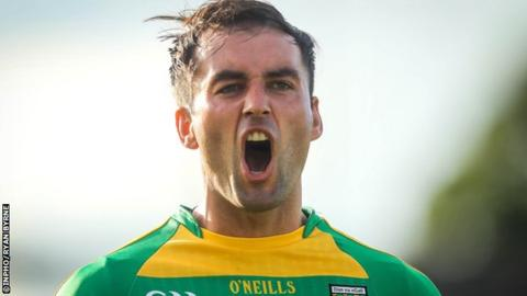 Former Footballer of the Year Karl Lacey is hoping to make his 65th championship appearance for Donegal.