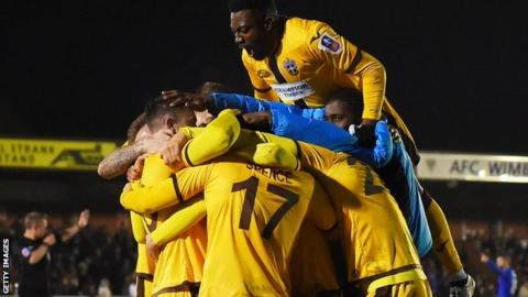 Sutton United 1-0 Leeds United
