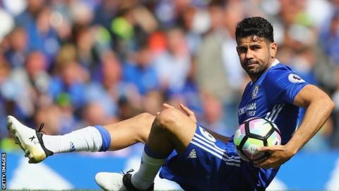 Costa set for Fenerbahce loan