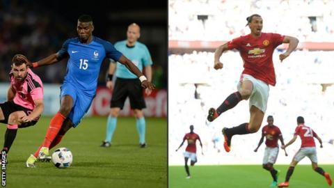 Pogba & Zlatan 'worth extra 10 points'