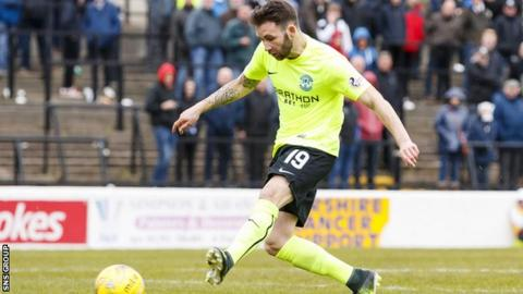 James Keatings came off the bench to score his third goal in two games