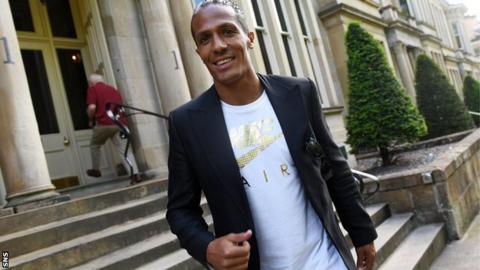 Portugal defender Bruno Alves