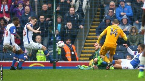 Blackburn Rovers 2-2 Preston North End