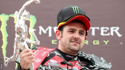 Michael Dunlop chalked up his second win of the 2017 meeting on Friday