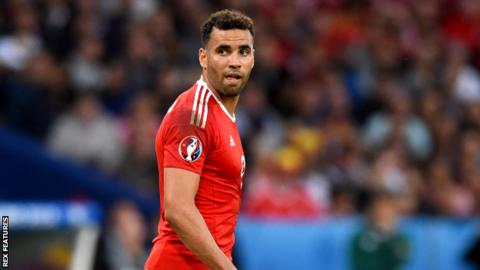West Brom complete deal for Wales striker Hal Robson-Kanu