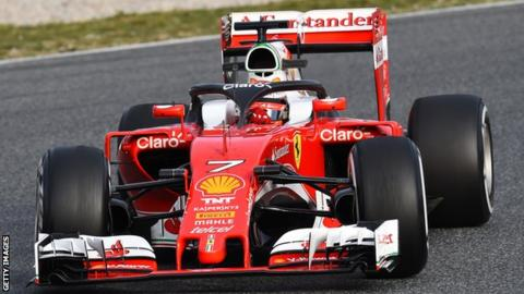 Formula One to implement 'halo' protection device