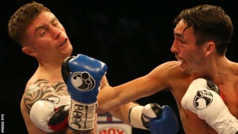 Belfast's Jamie Conlan is the new Commonwealth super-flyweight champion
