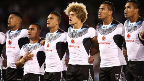 Fiji down Tonga to book 2019 RWC berth