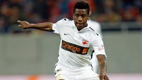 Former Cameroonian footballer Patrick Ekeng