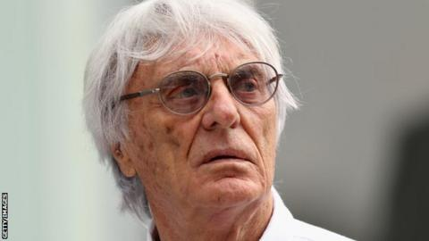 F1 boss Bernie Ecclestone: 'I do not run the company anymore'